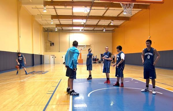 Adam's BSC Basketball