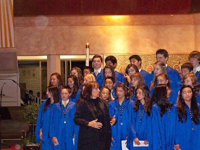 Adam's Middle School Graduation
