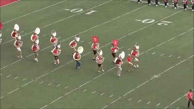 Alumni Band Video Pre-Game 9-24-2011
