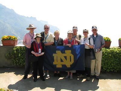 Amalfi The Divine Coast - May 4-12, 2011