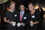 Co-chairs Heather Schulman, Ross Schulman, and Holly Okner
