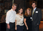 Ari and Danielle Lerner with Co-Chairs Robin and Brad Roberts