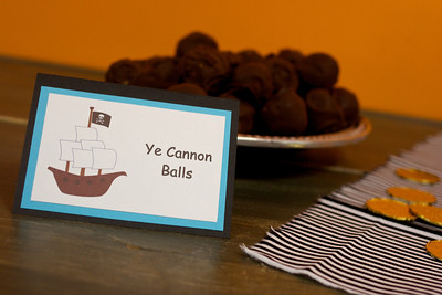 Daddy's cannon balls