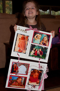 Anna's poster for school