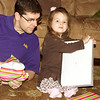 Presents from Mommy & Daddy