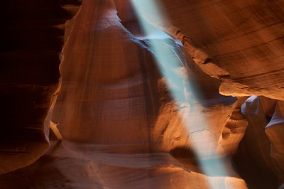 Antelope Canyon near Page, AZ