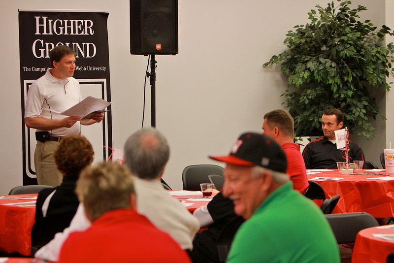 Grand Slam event to kick off the Alumni Association's Cleveland/Rutherford County chapter.