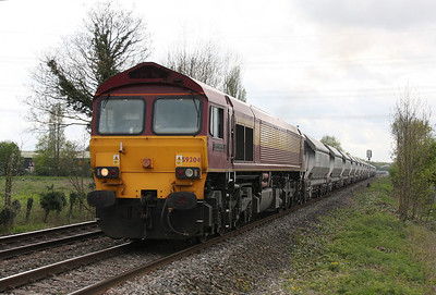59204 Theale 11/04/11 6A13 Whatley to West Drayton