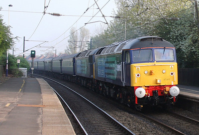 47810 Cramlington 19/04/11 1Z47 Edinburgh to Southampton