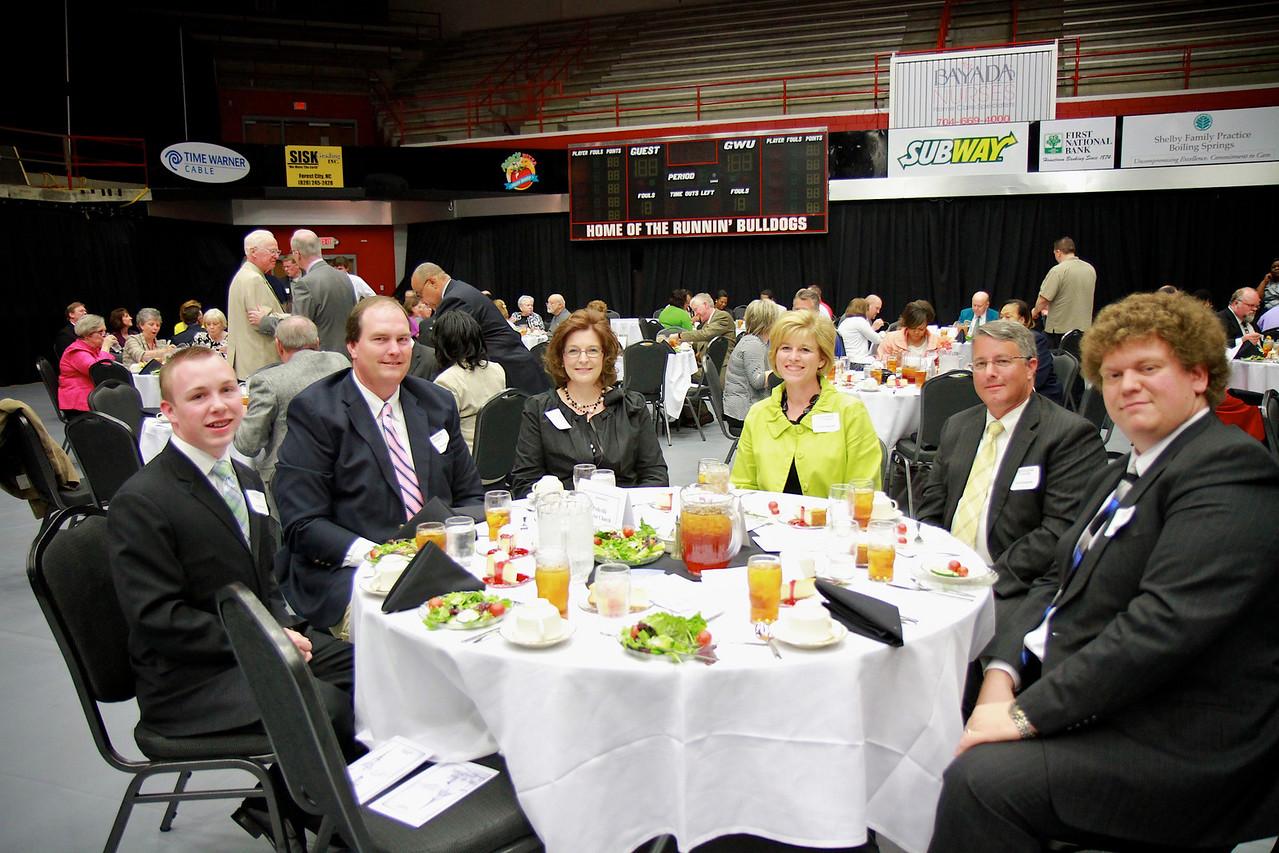 CSO dinner; April 14, 2011.