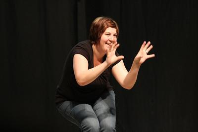 Deaf Performance