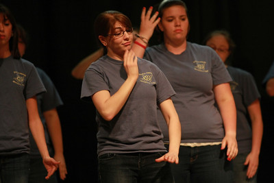 Deaf Performance