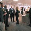 Open house: The RHIC Simulator Center at Union Hospital was well attended during Thursday's open house.