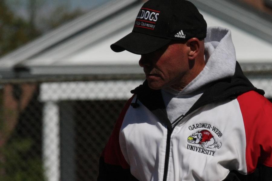 Head Coach Tom Cole.