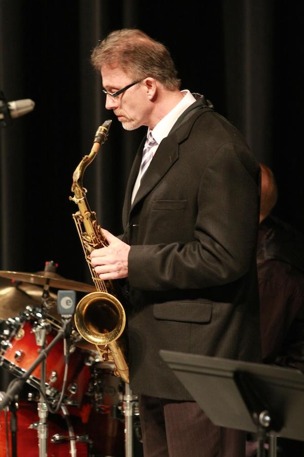 GWU Jazz Band Concert