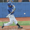 Tribune-Star/Rachel Keyes<br /> Hard hitter: Indiana State's Koby Kraemer steps up the plate to take a crack at the ball in action Sunday against Bradley.