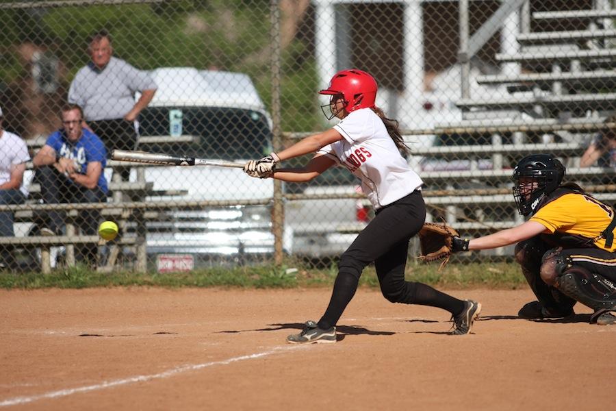 Softball vs. Winthrop