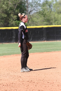 Shortstop, number 13, Jordyn Arrowood.