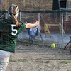 Tribune-Star/Rachel Keyes<br /> Warm-up: North Central's Adra Crooks warms up.