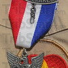 Tribune-Star/Jim Avelis<br /> High achievement: David English recieved his Eagle Scout pin Saturday.