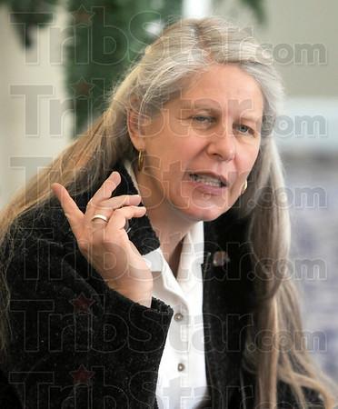 Speaker: Dr. Jill Bolte Taylor will be the keynote speaker for the Math Magic, Writing Wonders Program on April 29, 2011.