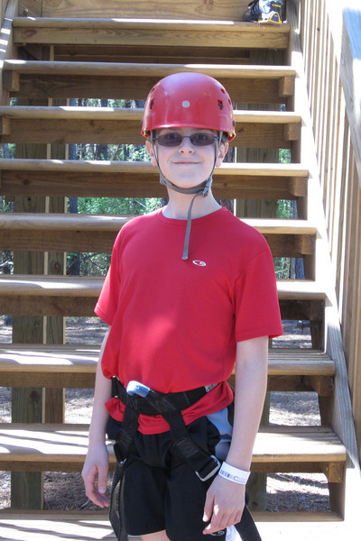 Anthony, at the Whitewater Center