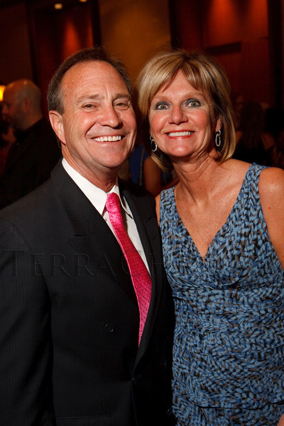 "(Denver, Colorado, April 16, 2011)<br /> Ed and Nancy Perlmutter.  ""la vie en Rose,"" a benefit for the Epilepsy Foundation of Colorado and the Jason Fleishman Summer Camp, at the Four Seasons Hotel Denver in Denver, Colorado, on Saturday, April 16, 2011.<br /> STEVE PETERSON"