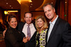 "(Denver, Colorado, April 16, 2011)<br /> Julie and Ian Dreifaldt with Tracy and Tim Murray, all with Wells Fargo.  ""la vie en Rose,"" a benefit for the Epilepsy Foundation of Colorado and the Jason Fleishman Summer Camp, at the Four Seasons Hotel Denver in Denver, Colorado, on Saturday, April 16, 2011.<br /> STEVE PETERSON"