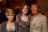 "(Denver, Colorado, April 16, 2011)<br /> Hannah Wolfman, Carly Stafford, and Diane Van Deren.  ""la vie en Rose,"" a benefit for the Epilepsy Foundation of Colorado and the Jason Fleishman Summer Camp, at the Four Seasons Hotel Denver in Denver, Colorado, on Saturday, April 16, 2011.<br /> STEVE PETERSON"