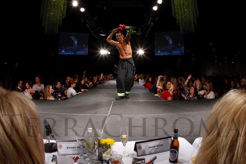 (Denver, Colorado, April 22, 2011)<br /> The 7th Annual Colorado Firefighter Celebrity Judging Event at Exdo Event Center in Denver, Colorado, on Friday, April 22, 2011.<br /> STEVE PETERSON