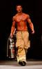 (Denver, Colorado, April 22, 2011)<br /> Christopher Schantz.  The 7th Annual Colorado Firefighter Celebrity Judging Event at Exdo Event Center in Denver, Colorado, on Friday, April 22, 2011.<br /> STEVE PETERSON