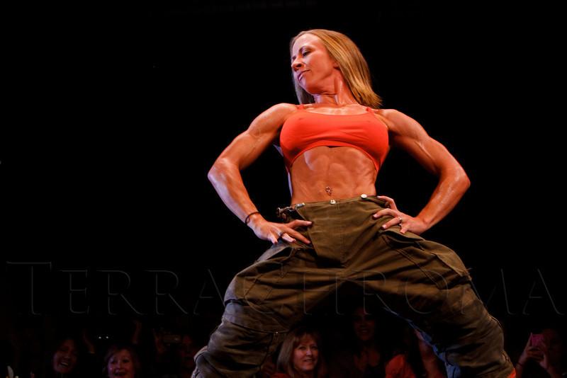 (Denver, Colorado, April 22, 2011)<br /> Nicole Bundy.  The 7th Annual Colorado Firefighter Celebrity Judging Event at Exdo Event Center in Denver, Colorado, on Friday, April 22, 2011.<br /> STEVE PETERSON