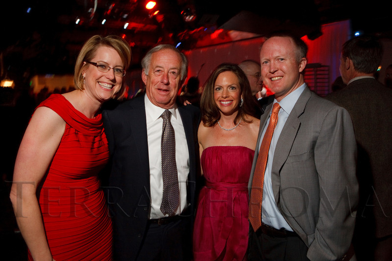 "(Denver, Colorado, April 29, 2011)<br /> Lisa Merlino, Bob Hill, Catherine Goodwillie, and Sean Waters.  ""Invest In Kids"" event at Exdo Event Center in Denver, Colorado, on Friday, April 29, 2011.<br /> STEVE PETERSON"