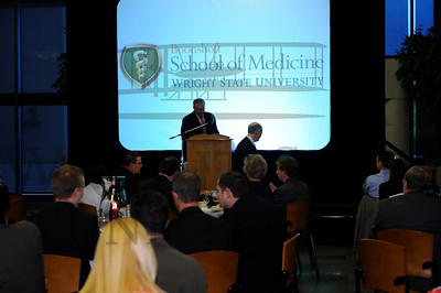 6513 Academy of Medicine Dinner with Chris Spielman 4-27-11