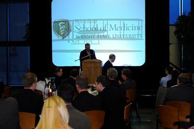 6513 Academy of Medicine Dinner with Chris Spielman 4-27-11