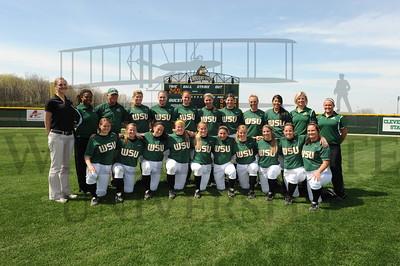 6594 Womens Softball Team 4-13-11