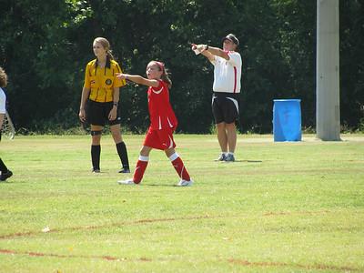 Aug. 28, 2011 - Chattanooga Soccer Tournament