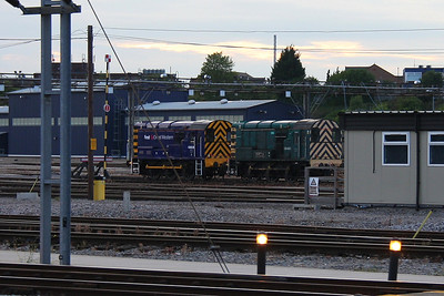 08483 and 08836 Old Oak Common 12/08/11