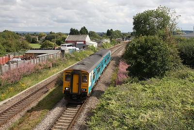 150252 Bristol Patchway 06/08/11