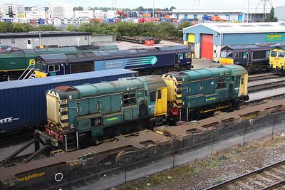 08575 Southampton Maritime 28/08/11