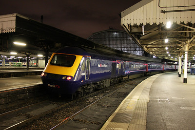 43020 London Paddington 12/08/11