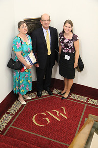Gardner-Webb visits Washington DC for president Obama's Interfaith and Community Service Campus Challenge.