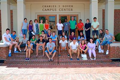 International Student Orientation; August 2011.
