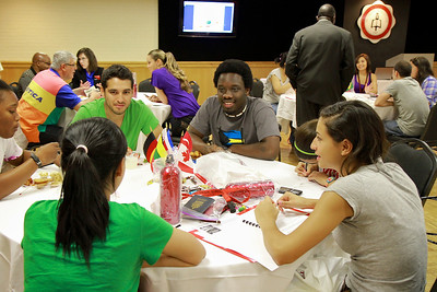 International Student Orientation; August 2011.