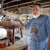 Mill meister: Mike Roe is the owner/operator of the Bridgeton Mill that produces many products from the milling process.