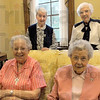 Sisters: Sisters Edwardine McNulty Dorothy McLaughlin, Charles Ellen Turk and Beth Kelso remember vividly the summer of 1936 and its extremely hot conditions.