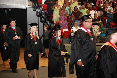 Gardner-Webb Univcersity 2011 Summer Commencement