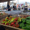 Produce: Buyers and sellers come together at the Saturday morning Farmer's Market in downtown Terre Haute.