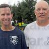 Tribune-Star/Jim Avelis<br /> Teamwork: Terre Haute North Soccer coaches John Welch and Ken Victor.