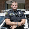 DUI Dan: Dan Armentrout recently received an award for making DUI arrests.